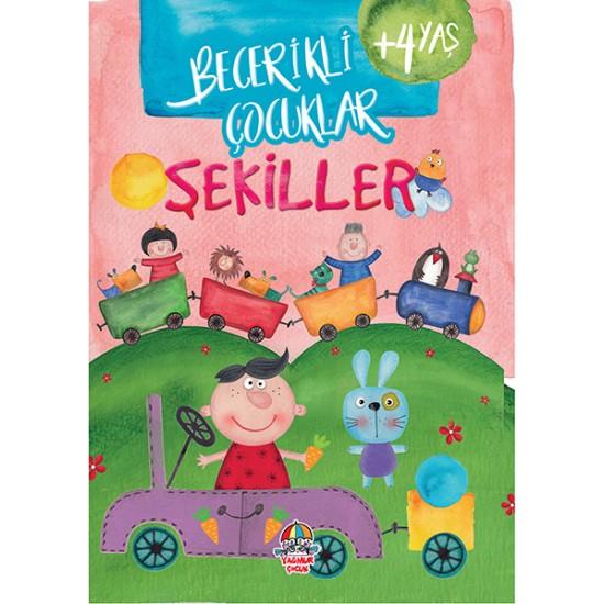 BECERİKLİ ÇOCUKLAR-  ŞEKİLLER