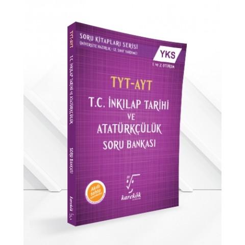 TYT/AYT T.C.İnkılap Tarihi ve Atatürkçülük Soru Bankası