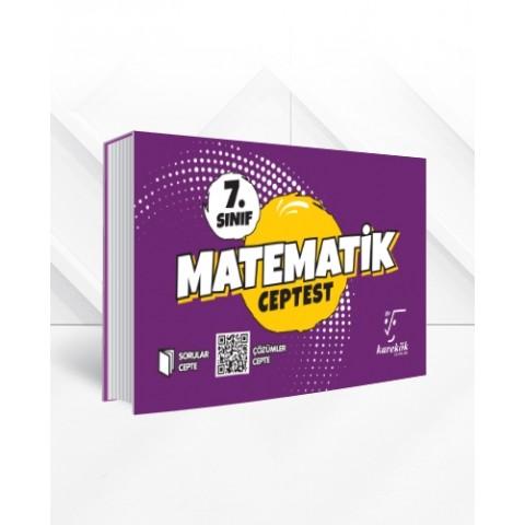 7.Sınıf Matematik Cep Test