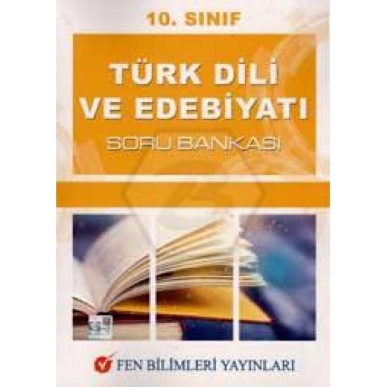 10.Sınıf Türk Dili ve Edebiyatı Soru Bankası