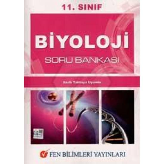 11.Sınıf Biyoloji Soru Bankası