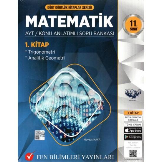 11.Sınıf Matematik Konu Anlatımlı Soru Bankası-4 Kitap