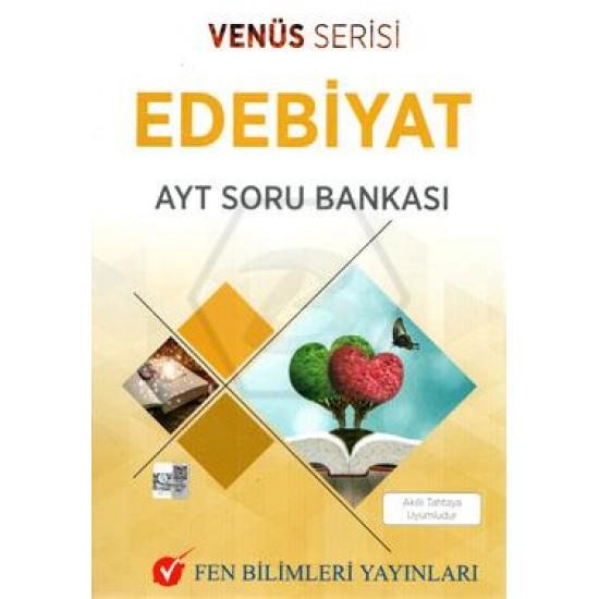 AYT Edebiyat Soru Bankası Venüs Serisi