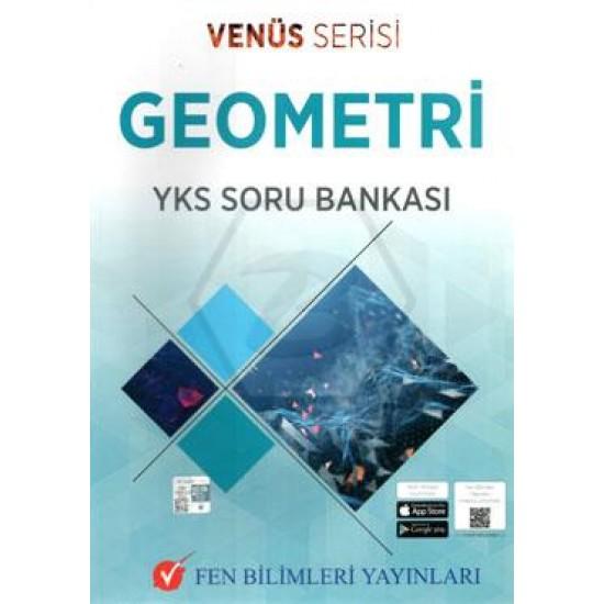 AYT Geometri Soru Bankası Venüs Serisi