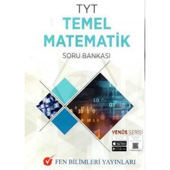 TYT Temel Matematik Soru Bankası Venüs Serisi