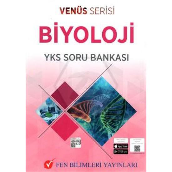TYT-AYT Biyoloji Soru Bankası Venüs Serisi