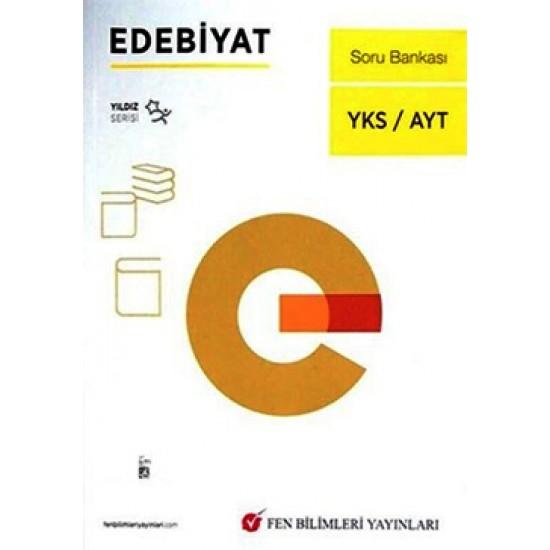 AYT Edebiyat Soru Bankası Yıldız Serisi