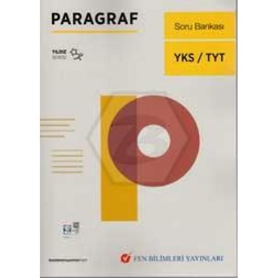 TYT Paragraf Yıldız Serisi Soru Bankası