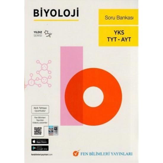 TYT-AYT Biyoloji Soru Bankası Yıldız Serisi