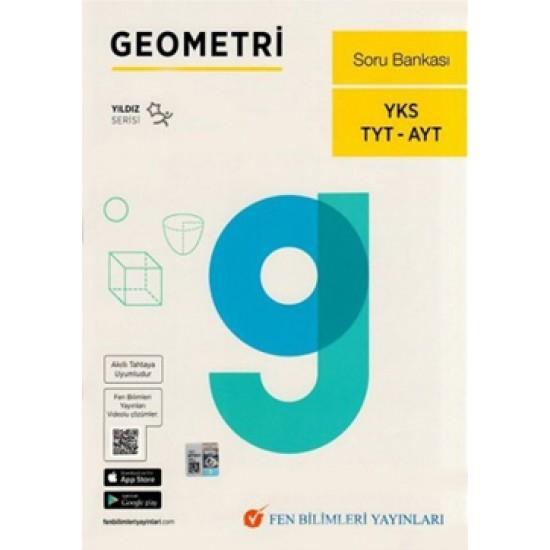 TYT-AYT Geometri Soru Bankası Yıldız Serisi