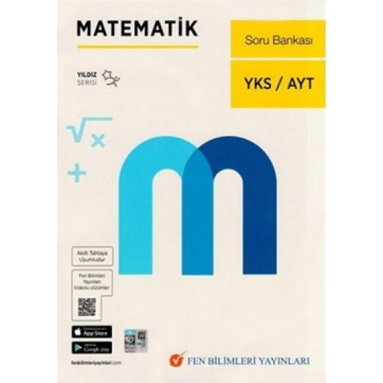 TYT-AYT Matematik Soru Bankası Yıldız Serisi